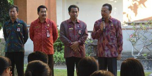 "Tes CPNS Hari Pertama, Sekda Dewa Indra: ""Pakai jimat silahkan dilepas"""