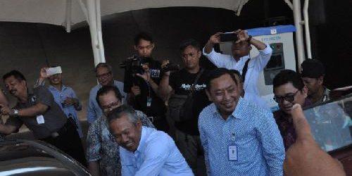 Stasiun Pengisian Kendaraan Listrik Umum Terpasang di Tol Bali Mandara
