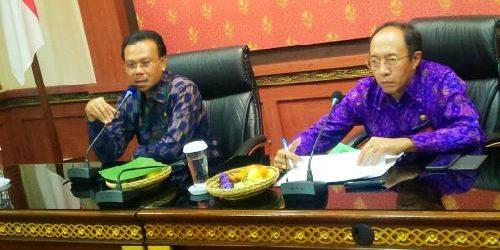 Sekda Dewa Indra Tegaskan Virus Corona Belum Masuk Bali