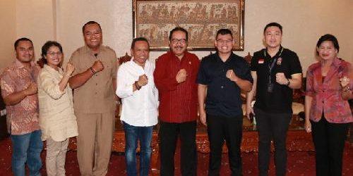 Wagub Cok Ace Dukung Boxing Show untuk Sport Tourism di Bali