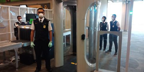 Antisipasi Coronavirus, Bandara Ngurah Rai Sediakan 5.000 Masker dan Sarung Tangan bagi Petugas Operasional