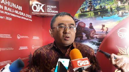 Rai Wirajaya Apresiasi Kinerja OJK Regional 8, Harapkan Tahun 2020 Kian Membaik