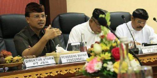 """Jamkrida Bali Mandara Diminta Fokus Kuatkan Ekonomi Kerakyatan, Sekda Bali: """"Jangan cari profit semata"""""""