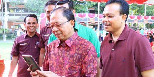 "Tak Ingin Bali Jadi Praktek Ekonomi, Gubernur Koster: ""Bali harus didesign bangun pertumbuhan ekonomi"""