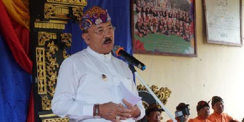 Buka Bulan Bahasa Bali, Wabup Artha Dipa Harap Bahasa Bali jadi Bahasa Sehari-hari