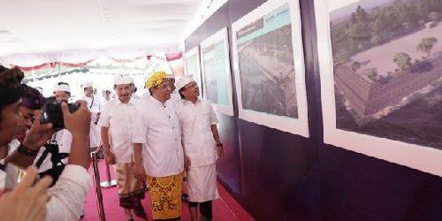 Pelindo III Resmikan Tempat Upacara Melasti di Kawasan Pelabuhan Benoa
