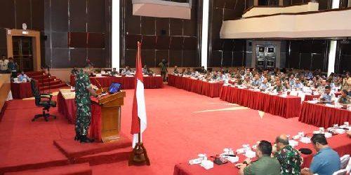 Kasum TNI: TNI Bekerja Sesuai Visi Misi Kenegaraan dan Pemerintah