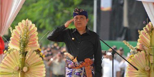 """Apel Peringatan Hut ke-232 Kota Denpasar """"Rahayu Guna Kaya"""""""