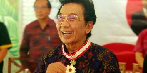 """Terima Bintang Jasa dari Kaisar Jepang, Prof. Bandem: """"Saya bertekad tingkatkan lagi persahabatan Bali-Jepang"""""""
