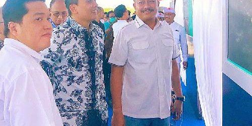 """Apresiasi Proyek Pengembangan Pelabuhan Benoa, Supadma Rudana: """"Fraksi Demokrat mendukung untuk tingkatkan sektor pariwisata"""""""