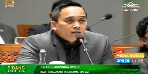 F-Demokrat Supadma Rudana Desak Pemerintah Lakukan Mitigasi Virus Corona