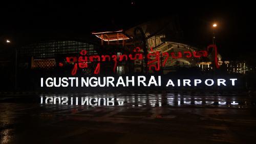 Dukung Global Earth Hour, Sejumlah Fasilitas di Bandara Ngurah Rai Dipadamkan