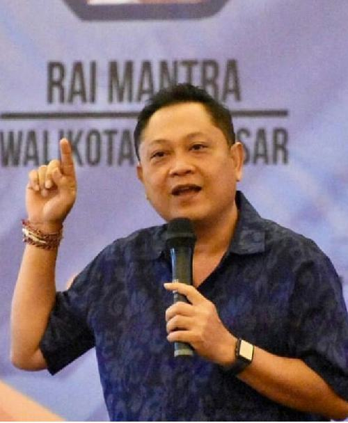 Putus Rantai Penularan Covid-19, Walikota Rai Mantra Minta Warganya Tidak Pulang Kampung