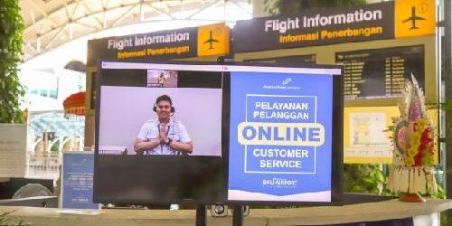 """Online Customer Service"", Cara Pelayanan Bandara Ngurah Rai Ditengah Pandemi Covid-19"