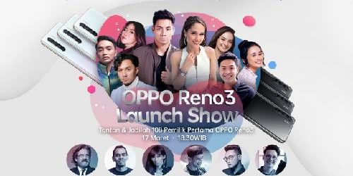 OPPO Menggelar Unboxing Spesial Reno3, Tandai Penutupan Rangkaian OPPO Reno3 Experience Tour di Indonesia