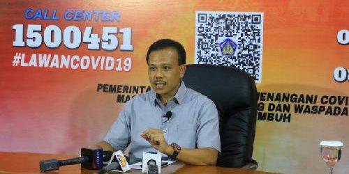 "Pemprov Bali Tetapkan 11 Negara Kategori Terjangkit, Ketua Satgas: ""Optimalkan langkah screening di bandara"""