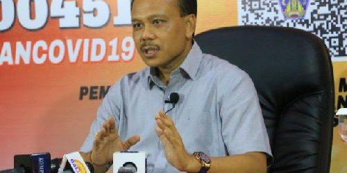 "Perkembangan Terkini Kasus Covid-19 di Bali, Ketua Satgas: ""Hari ini ada 6 orang sembuh"""