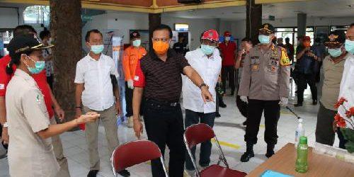 Satgas Covid-19 Provinsi Bali Siap Tambah Rapid Tes ke Pintu Masuk ke Pulau Bali
