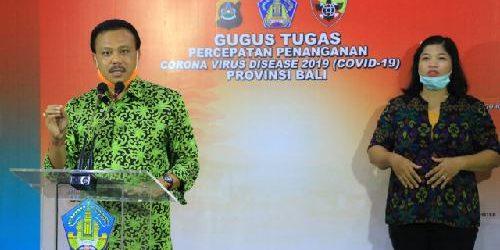 Selasa (14/04/2020), di Bali 92 Positif Covid-19, 10 Kasus Diantaranya Transmisi Lokal