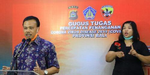"""Lagi, 208 Pekerja Migran Asal Indonesia Tiba di Bali, Dewa Indra: """"Astungkara semuanya negatif"""""""