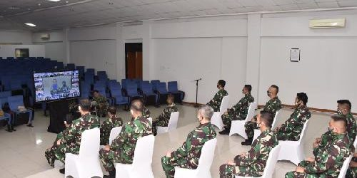"Panglima TNI: ""TNI laksanakan operasi militer selain perang tangani wabah covid-19"""