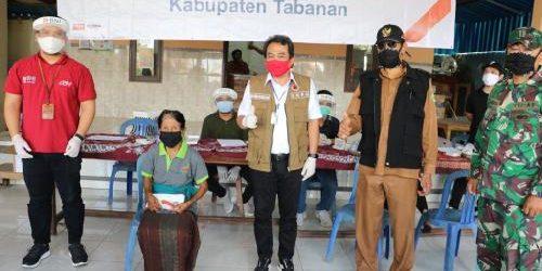 """Alit Kelakan: """"Realiasi kartu sembako dari APBN sebanyak 65.984 KPM di Bali"""""""