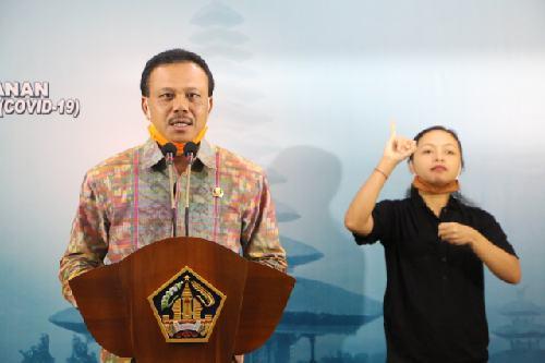 Pemprov Bali Siap Amankan Permenhub tentang Pengendalian Transportasi Selama Masa Mudik Idul Fitri 1441 Hijriah