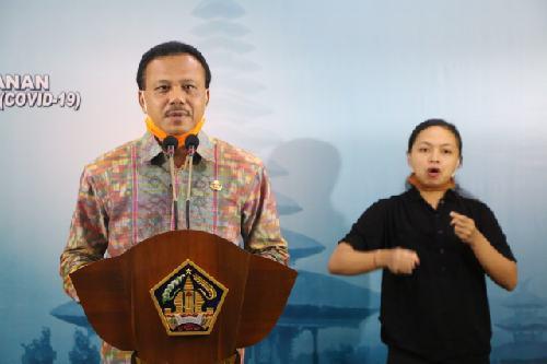 Tambahan 22 Orang, Kasus Positif Covid-19 di Bali menjadi 215 Orang