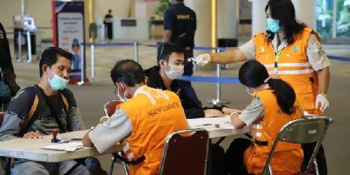 23 Maret-27 April 2020, Bandara Layani Pemulangan 4.960 PMI ke Indonesia
