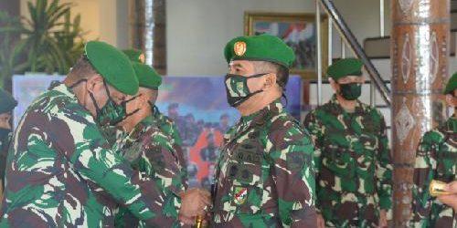 Kolonel Inf. Bangun Nawoko Jabat Danrem 174/ATW