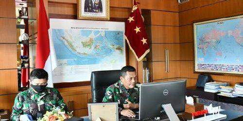"""RAT Koperasi Pusat Yudha Dharma Utama, Kasum TNI: """"Koperasi harus berdikari dan bawa manfaat"""""""