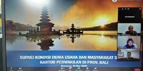 Hasil Survey BI: Terjadi Kontraksi Perekonomian Bali, 8% Perusahaan Sudah Mem-PHK Karyawan