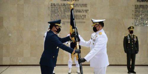 Laksamana TNI Yudo Margono Dilantik Sebagai Kepala Staf Angkatan Laut