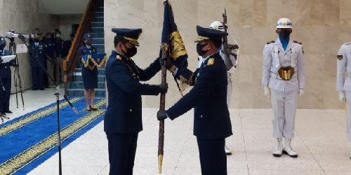 Kasau Kini Dijabat Marsekal TNI Fadjar Prasetyo