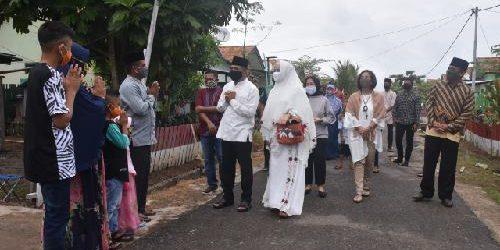 "Rayakan Lebaran Bersama Anggota, Danrem 174 Merauke Silaturahmi ""Door to Door"""