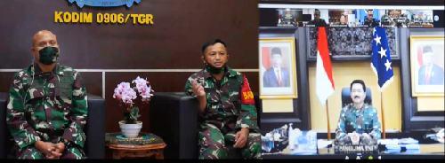 Panglima TNI Perintahkan Seluruh Jajaran TNI Bantu Penanganan Covid-19