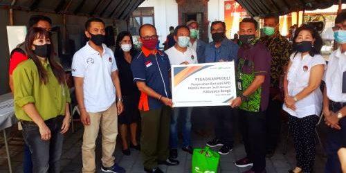 Dukung Penanganan Covid-19, Pegadaian Bantu APD untuk Satgas Covid-19 Provinsi Bali
