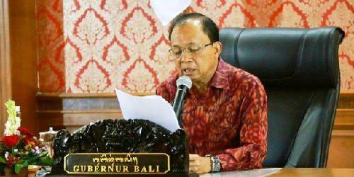 Tangani Covid-19 Berbasis Kearifan Lokal, Presiden Jokowi Puji Pemprov Bali