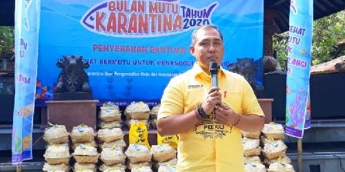 """Sediakan Pangan Bermutu bagi Masyarakat, Gus Adhi Segera Bangun """"Rumah Pangan Sehat"""""""