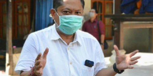 """New Normal Life Reproduction Number Denpasar Diatas 1, Walikota Rai Mantra: """"Masyarakat jadi domain cegah covid-19"""""""