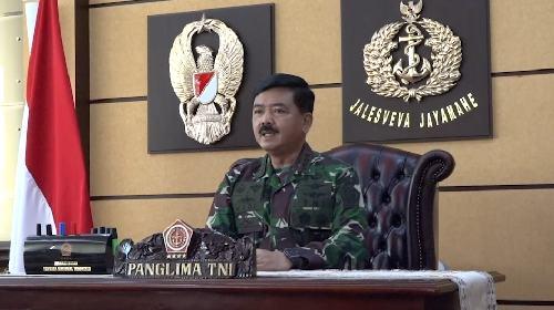 Langkah Konkrit TNI Bantu Penanganan Covid-19