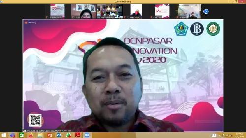 QRIS di Event Denpasar Innovation Day 2020, KPw BI Bali Dorong Inovasi Teknologi Digital