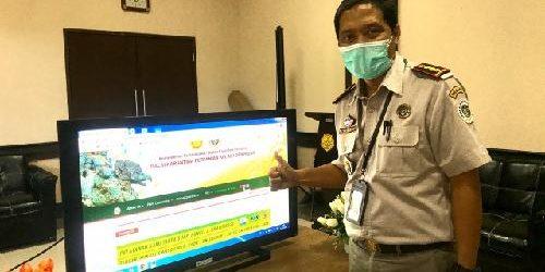 Balai Karantina Pertanian Kelas I Denpasar Luncurkan Website dan SPP Tiga Bahasa, Salah Satunya Bahasa Bali