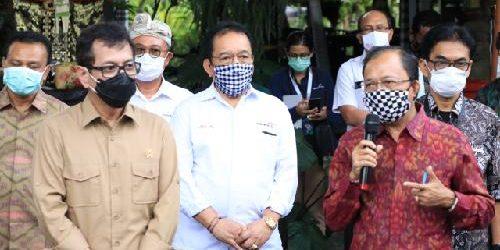 Kasus Covid-19 Masih Tinggi, Gubernur Koster Tegaskan Bali Belum Buka Pariwisata
