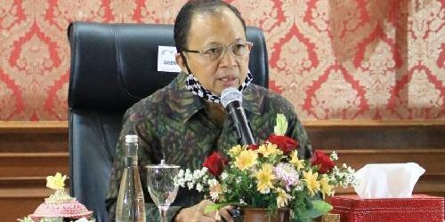 """Bali Menuju Tatanan Kehidupan Era Baru di Masa Pandemi Covid-19, Gubernur Koster: """"Perlu hati-hati dan dihitung cermat"""""""