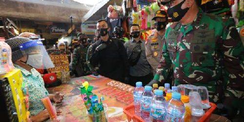 Panglima TNI dan Kapolri Cek Penerapan Protokol Kesehatan di Semarang