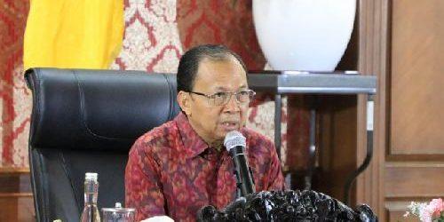 Ukur Pemahaman terhadap Visi Nangun Sat Kerthi Loka Bali, Gubernur Koster Adakan Tes Tulis bagi ASN