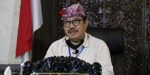 "Menuju Tatanan Kehidupan Era Baru, Wagub Cok Ace Bidik Peluang Wisata ""Working From Bali"""