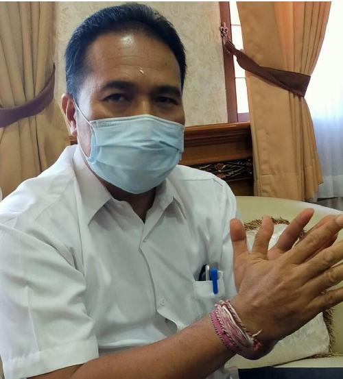 """Denpasar Hari ini Tambah 11 Orang Positif Covid-19, Dewa Rai: """"Klaster keluarga makin tinggi, tingkatkan protokol kesehatan"""""""