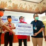 """Bersama BI Gelontorkan 1.200 Paket Sembako, ARW: """"Gelorakan semangat Pancasila bersatu lawan covid-19"""""""